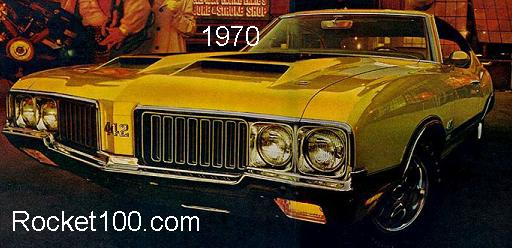 oldsmobile 442 1970 Olds 442