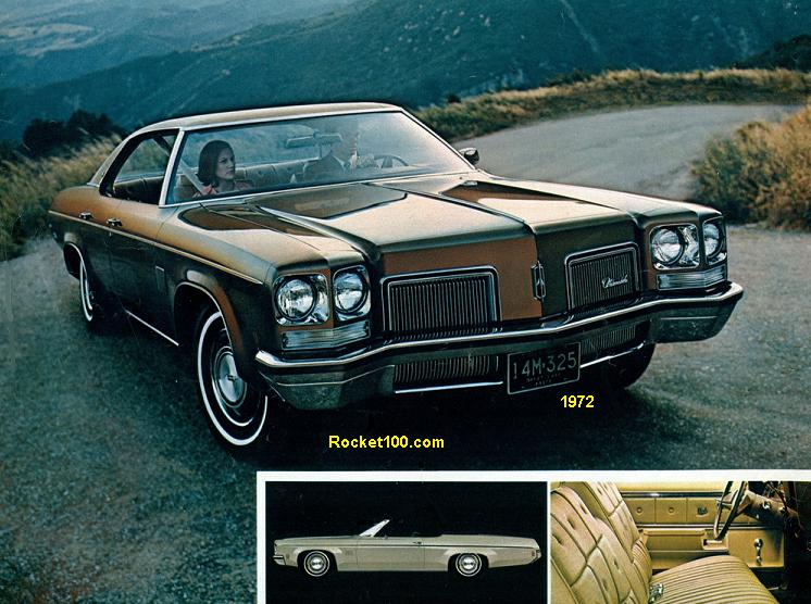 Olds 88 Royale: Buick powered, GM B-body, GM H-body, Oldsmobile 88 ...