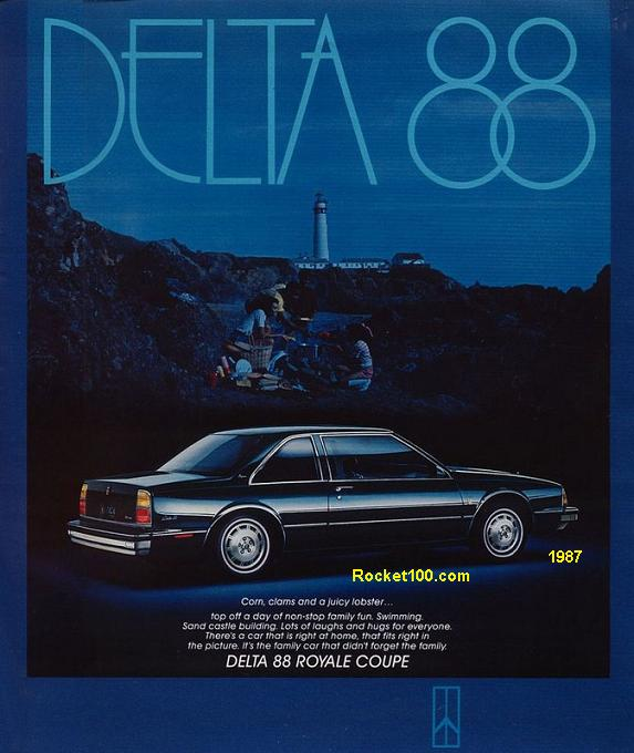 1989 oldsmobile 88 weight loss