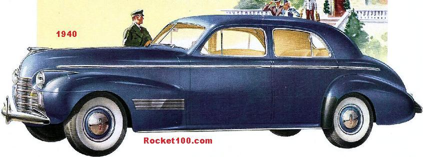 Olds 90 Series: 1940s cars, GM C-body, Oldsmobile 90 Series