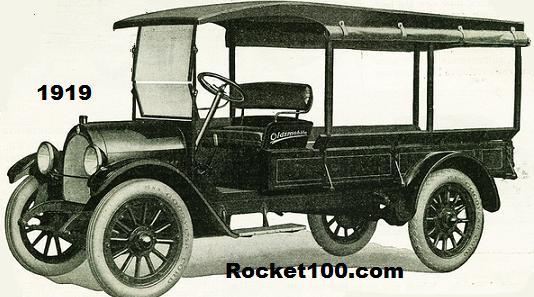 Olds Economy Truck: 1910s cars, 1920s cars, Oldsmobile